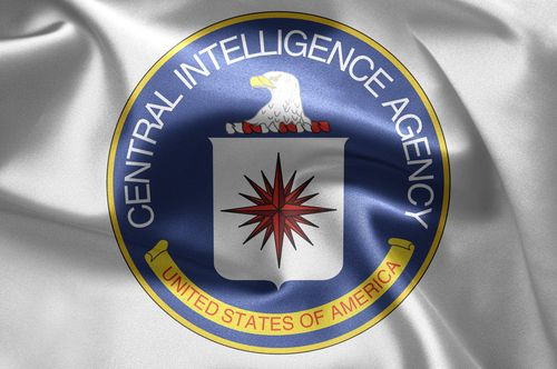 Central Intelligence Agency - United States of America logo