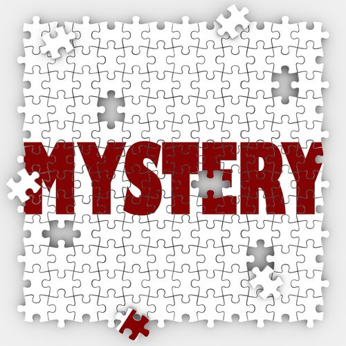 Unsolved Mystery Puzzle