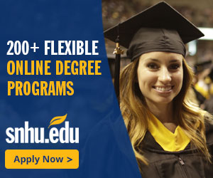 200+ Flexible Online Degree Programs - Apply Now to SNHU.edu
