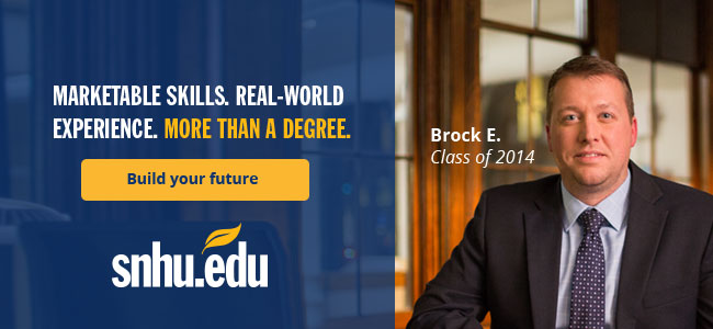 Marketable Skills. Real-World Experience. More Than a Degree. - SNHU.edu