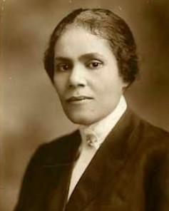 Georgia Ann Robinson